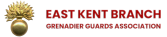The East Kent Branch Grenadier Guards Association Logo